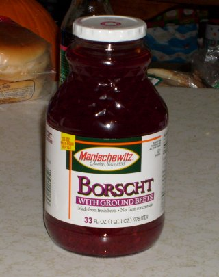 Borscht, the Horror of Eastern Europe